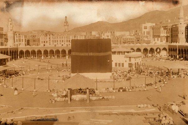 Meca no início do século 20