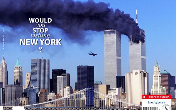 Você deixaria de visitar Nova York? Crédito Reprodução