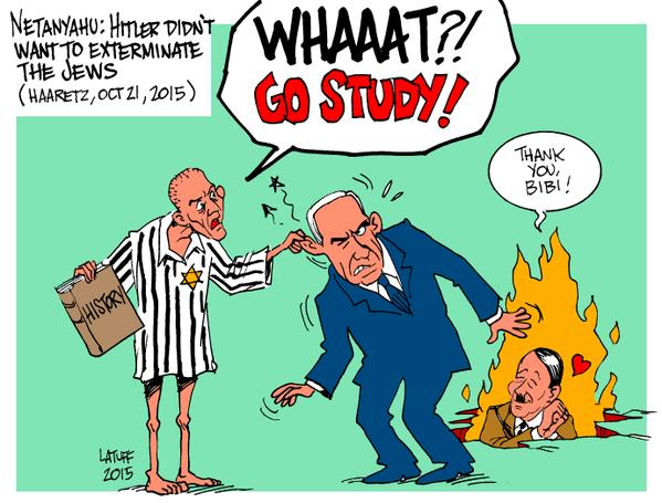 Charge do brasileiro Carlos Latuff. Crédito Reprodução
