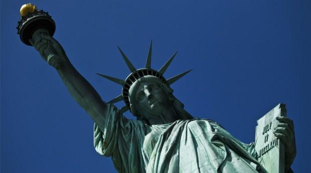 A Estátua da Liberdade. Crédito Reuters