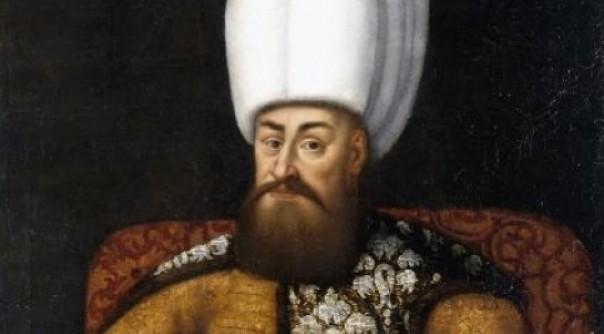Retrato de Mourad 3º, atribuído a um artista espanhol no século 17. Crédito Reprodução