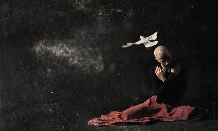 """""""Réquiem pela Síria"""", de Khaled Akil. Crédito Reprodução"""